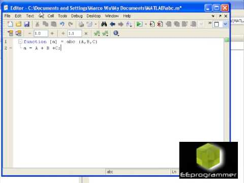 MATLAB Tutorial: improve your code by testing the speed of ...