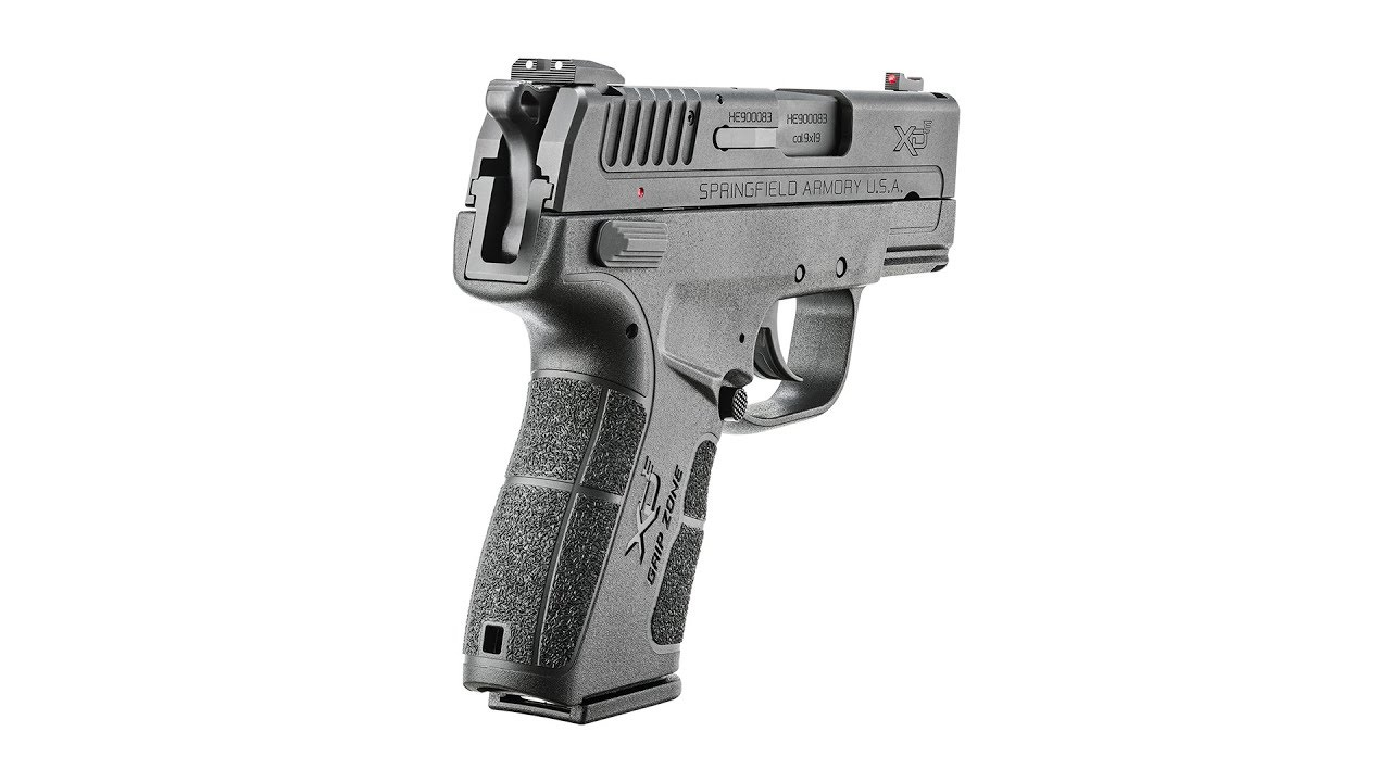 Testing Ammo Performance on the Springfield Armory XDe