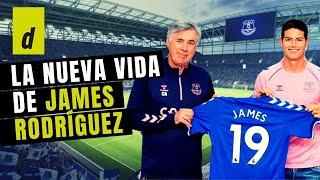 James Rodríguez: esto es lo que ganará en la Premier League y otros detalles