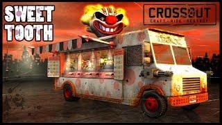 Crossout: Фургон Sweet Tooth и Боевая Черепаха! #2