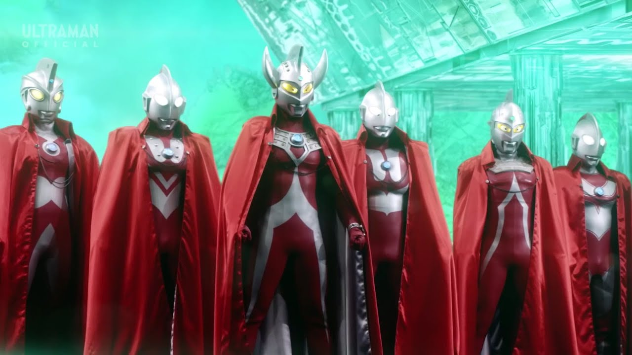 Download 6 Ultra Brothers (Theme Tribute Version 2) ウルトラ六兄弟 [ENG SUBS]