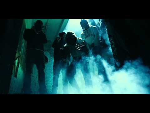 Red Cross - On arrive feat The Shin Sekai (Clip Officiel)
