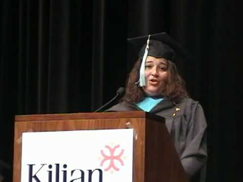 Kilian Community College 2010 Commencement Ceremony