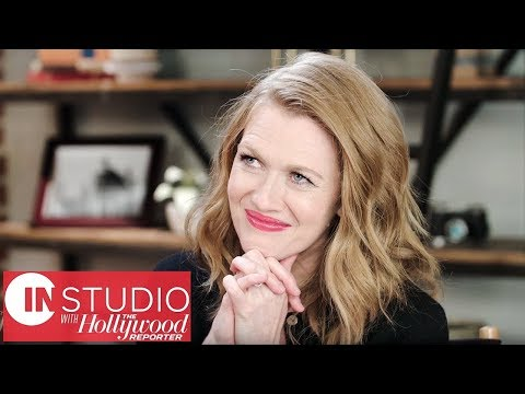 In Studio With Mireille Enos: New Movie 'Never Here' & Working With Sam Shepard  THR