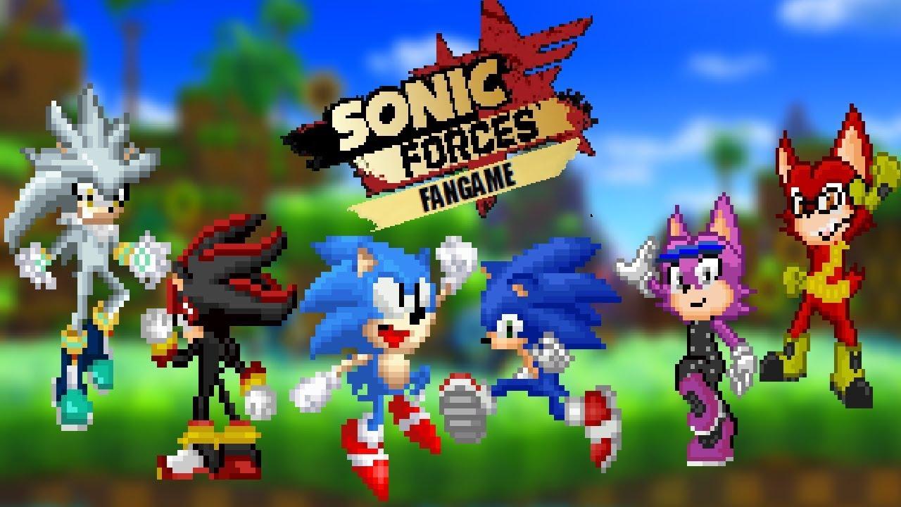 sonic fan games apk