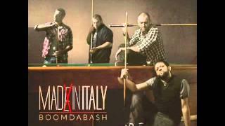 Artist: boomdabash, album: mad(e) in italy, year: 2011, label: goodfellas, tracks: 12, voxcesar selektah, boomdabash life album italy reggae italia...