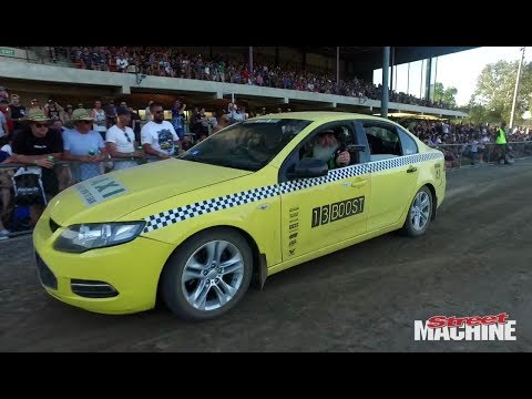 Summernats 31 - Supercruise