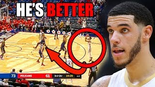 The REAL Reason Why Lonzo Ball Is Playing BETTER In The NBA Preseason (Ft. Zion, Pelicans, Shots)