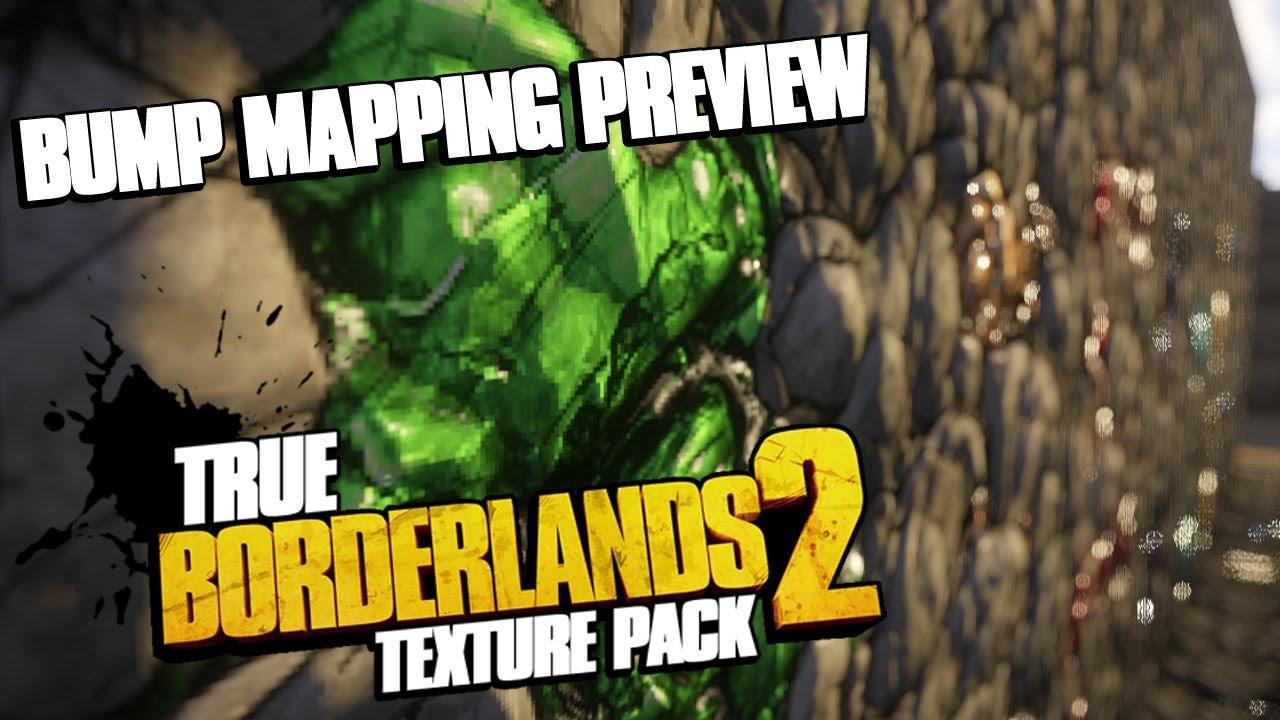 True Borderlands 2 Resource Pack 9minecraft Net