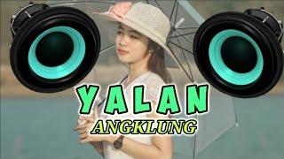 Download lagu DJ YALAN ANGKLUNG FULL BASS REMIX TERBARU 2020 - DJ YALA ANGKLUNG ( Yaba Yaba )