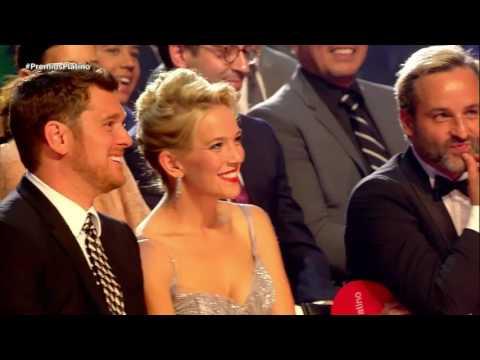 Luisana Lopilato - Premios Platino 2017 - Gala