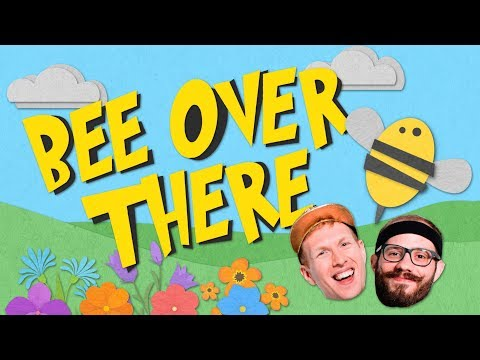 Koo Koo Kanga Roo  Bee Over There  Video