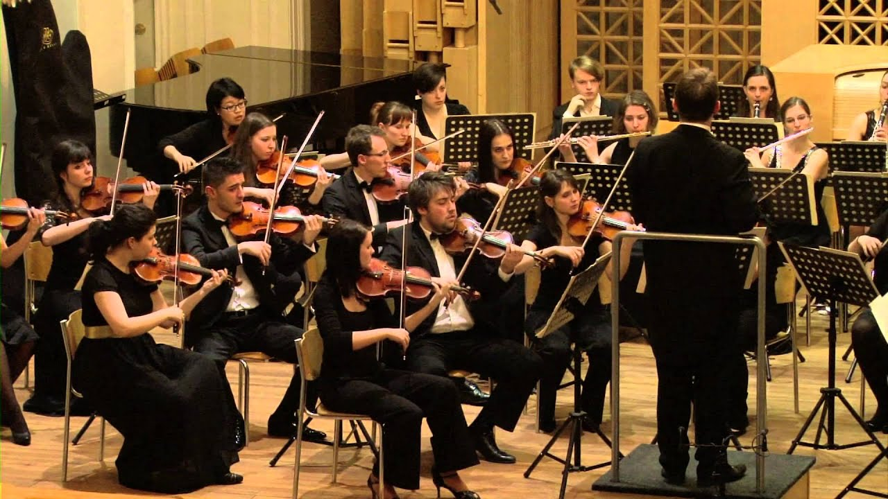 Dvorak: Czech suite in D major / Pohunek · Academic Chamber Soloists Prague