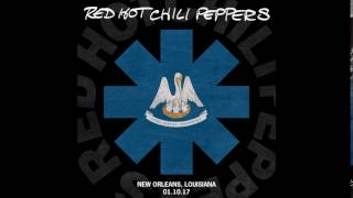 Red Hot Chili Peppers - Dark Necessities [LIVE New Orleans - 10/1/2017]