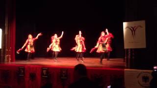 Albanian Dance: Rinia Contact - Vallja e Rugovës