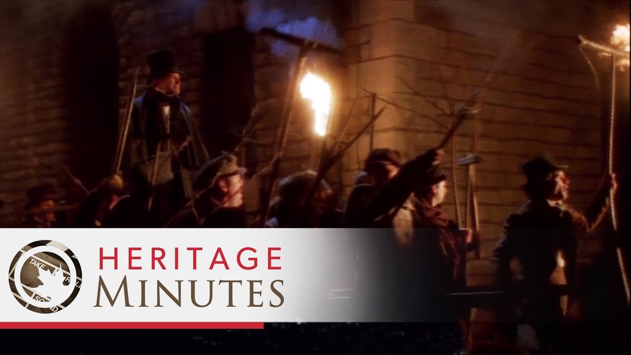 Heritage Minutes: Baldwin & LaFontaine