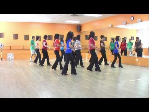 Chilly Cha - Line Dance (Dance & Teach in English & 中文)