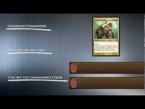 Magic: The Gathering Commander Overview