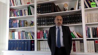 프랑스 변호사, 모스크바에서 스푸트니크 V 주사 맞고, 가정용 백신에 대한 신뢰 부족