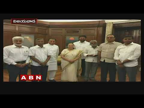 YSRCP MLAs meet with Ministers heats up Politics in AP   Inside