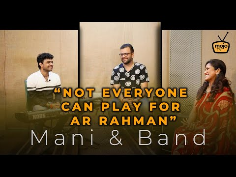 EXCLUSIVE: A rare in-depth interview with bassist Mani , leader of Mani & Band with Karthik Devaraj