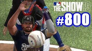 800TH EPISODE!   MLB The Show 19   Road to the Show #800
