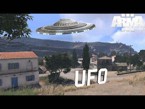 Arma 3 - Wasteland: UFO