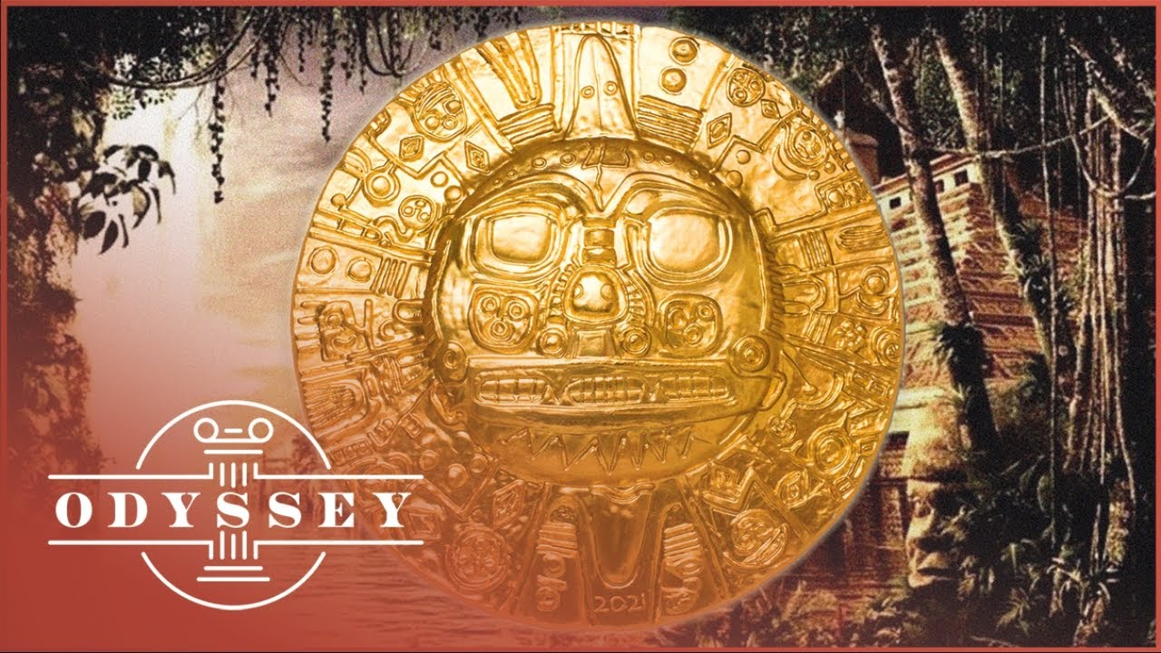 Hunt For The Great Sun Disc: The Inca Holy Grail | Lost City Of Gold | Odyssey