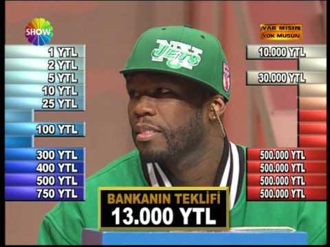 50 Cent Turkey / 50 Cent Turkiye de...