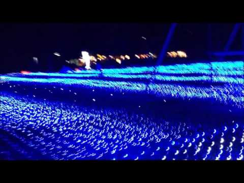 Osaka Trip Vlog Day#3 Osaka Castle 3D Mapping Illumination Event