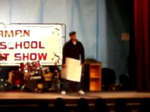 Cody Dancing at Kerman Talent Show