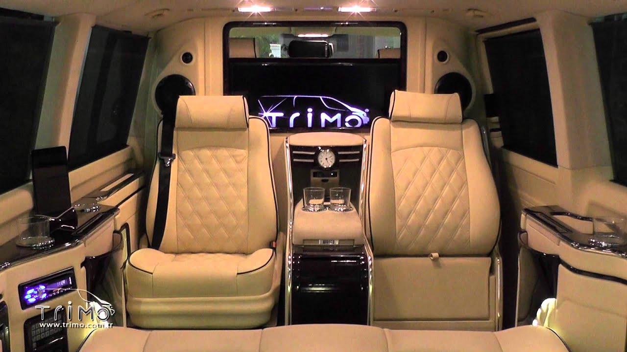 Luxus Interior Vip Vw T5 Multivan Caravelle Cvd 1009 By Trimo.com.tr