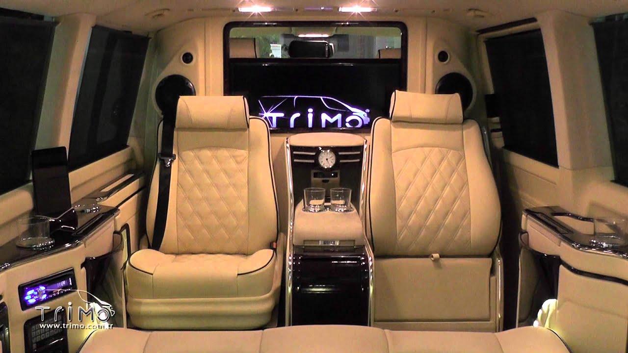 Vip Vw T5 Multivan Caravelle Cvd 1009 By Trimo Com Tr