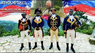 Yon Bel Ayisyen, Pou Yon Bel Ayiti  - R3VOLVE HAITI CORE