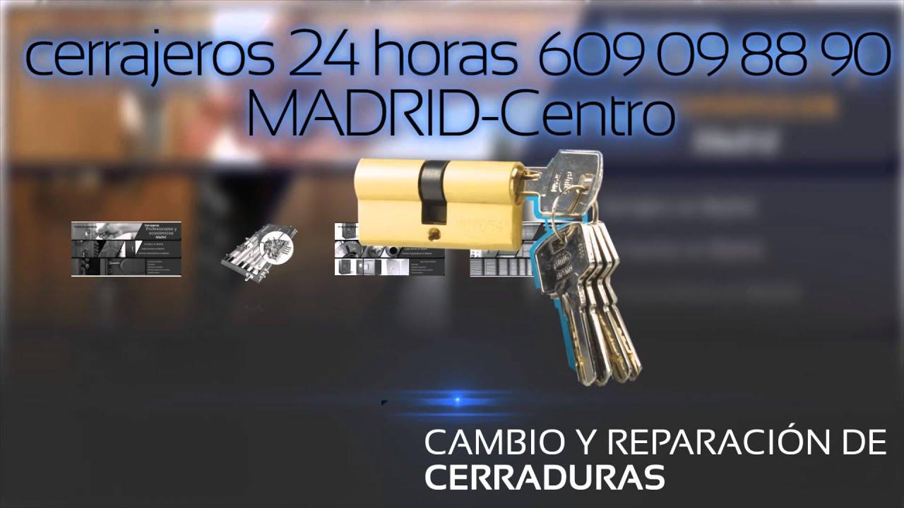 Cerrajero urgencia madrid centro