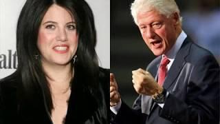 Timeline of Bill Clinton