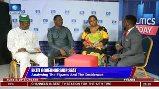 Over 56,000 Security Personnel Deployed For Ekiti Governorship Election - Analyst
