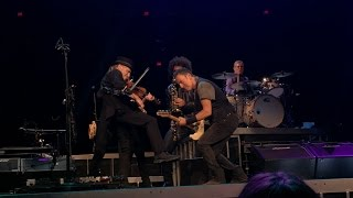 Bruce Springsteen - Lonesome Day - Oklahoma City 2016 - w/Pro Audio