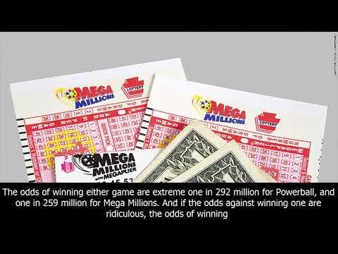 Winning mega millions ticket worth $393 million sold in illinois