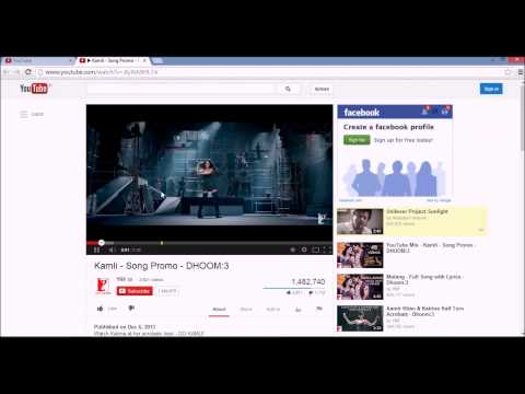 Try something new on youtube (HTML5 Video Player)