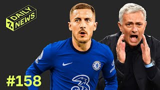 Would Hazard RETURN to Chelsea? + Why Mourinho isn't SPECIAL anymore!