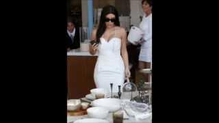 Ким Кардашьян отпраздновала девичник