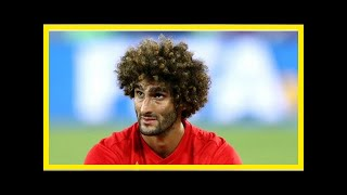 Breaking News | Manchester United fans hit out at Marouane Fellaini contract news