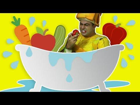 Fozi Mozi Y Tutti - Lavado de verduras