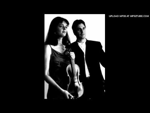 Marcolivia - Robert  Fuchs 12 Duets op.60 for Violin & Viola: 'Barcarolle' - Live Performance