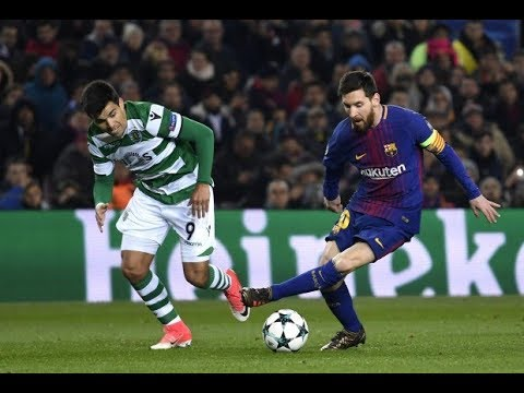 Barcelona vs Sporting Lisbon 2-0All Goals And Highlights05/12/2017