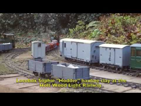 Industrial Narrow Gauge – Live Steam Garden Railway