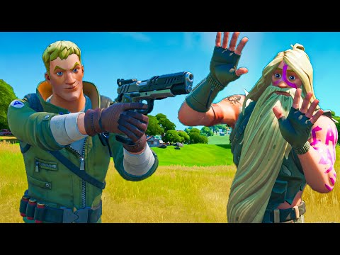 New Jonsey Vs Boomer Jonsey - Fortnite Film