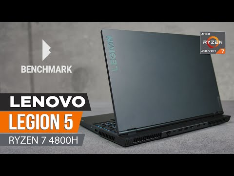 Lenovo Legion 5 Review - AMD laptop for serious gaming