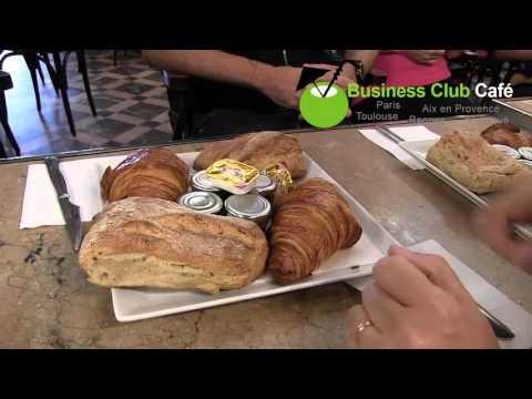 Business Club Café de Toulouse - Ambassadeur Stéphane Munnier